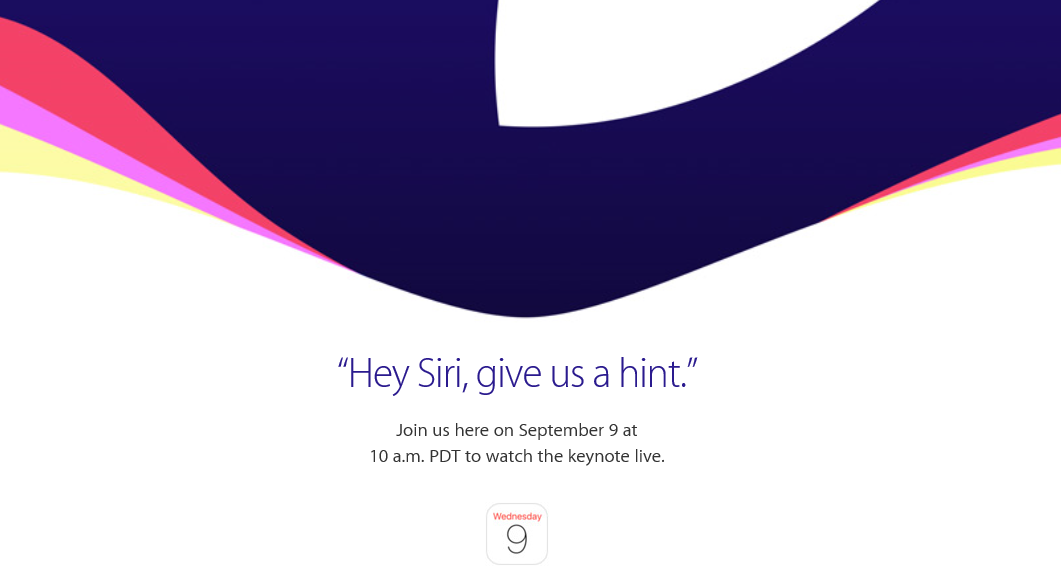 Apple keynote 9 de septiembre windows 10 microsoft edge
