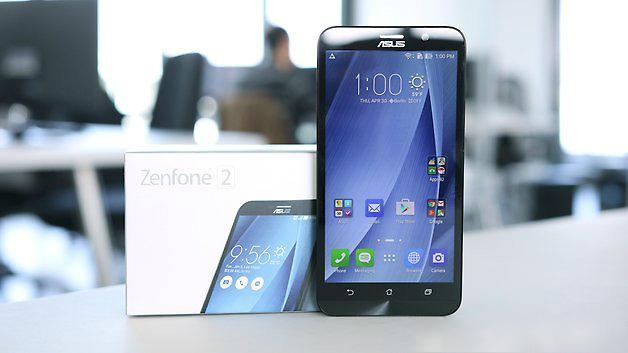 Asus Zenfone 2 está disponible vía internet a $4,500 en promedio