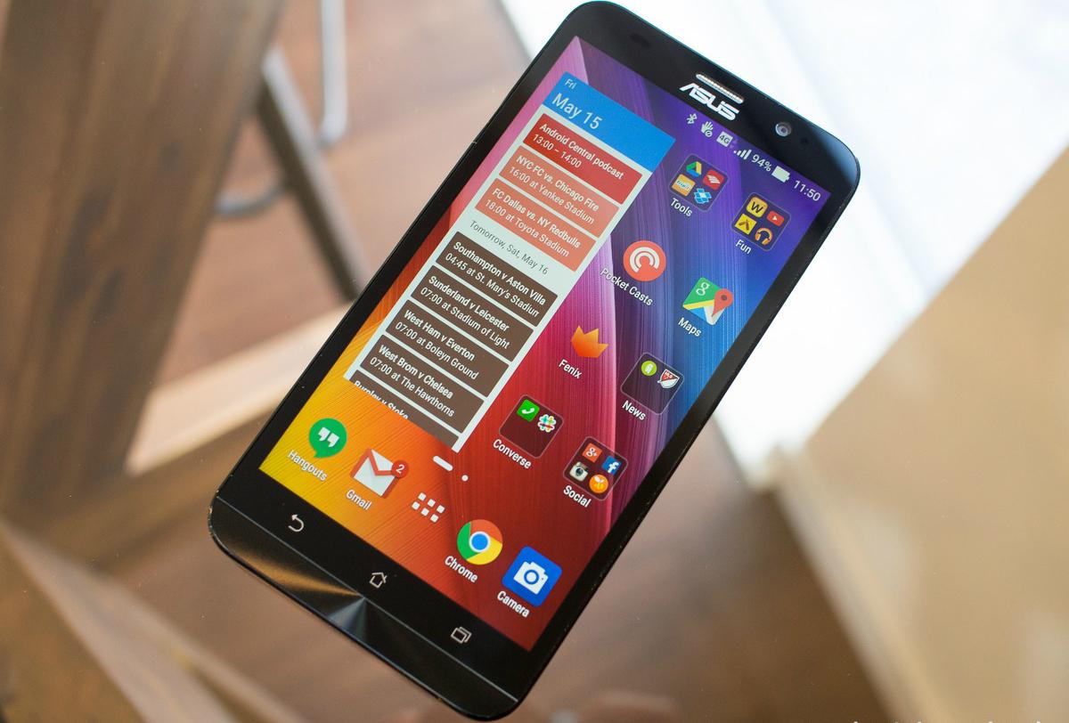 Android 5.0 Lollipop viene de fabrica en el equipo