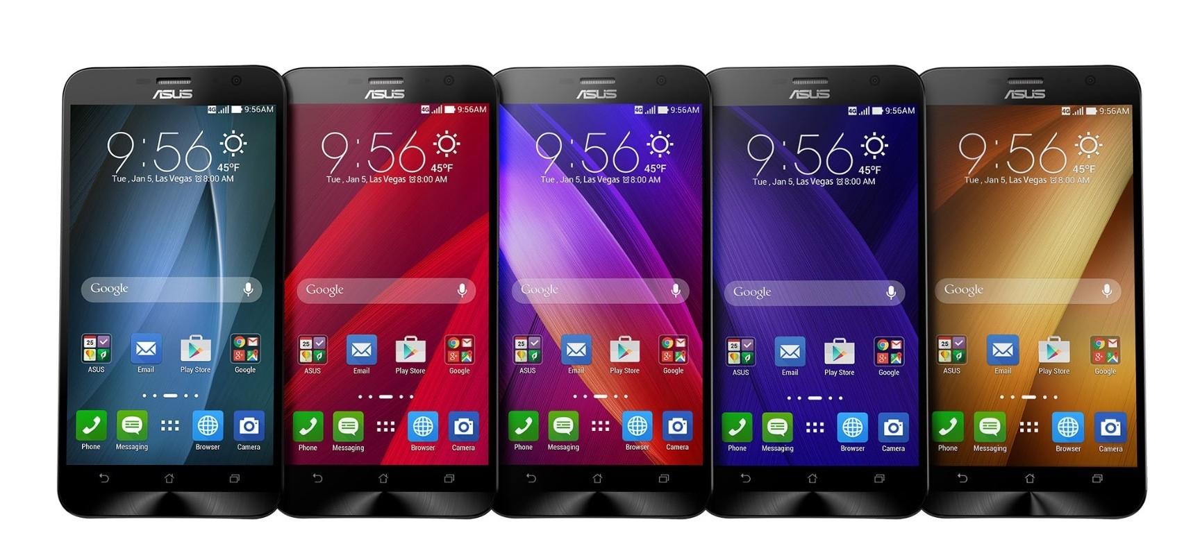 Asus Zenfone 2 analisis español-Android