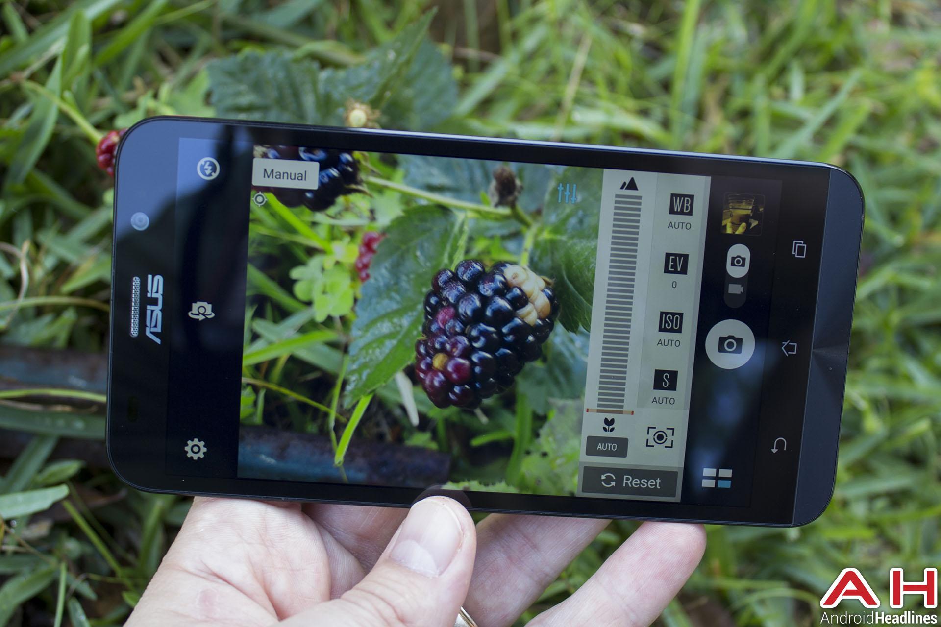 Asus Zenfone 2 monta un sensor de 13 MP con apertura F/2.0