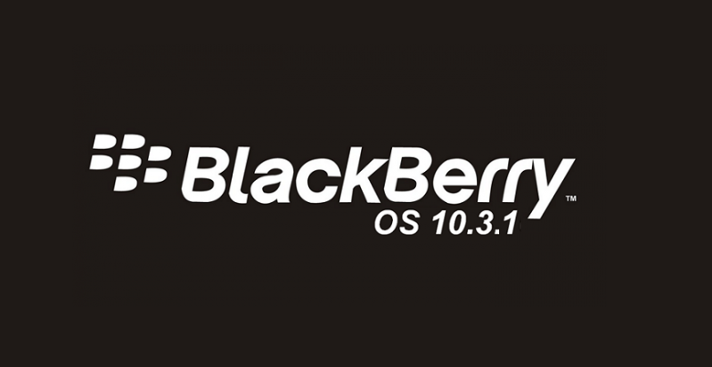 BlackBerry 10.3.1.1784