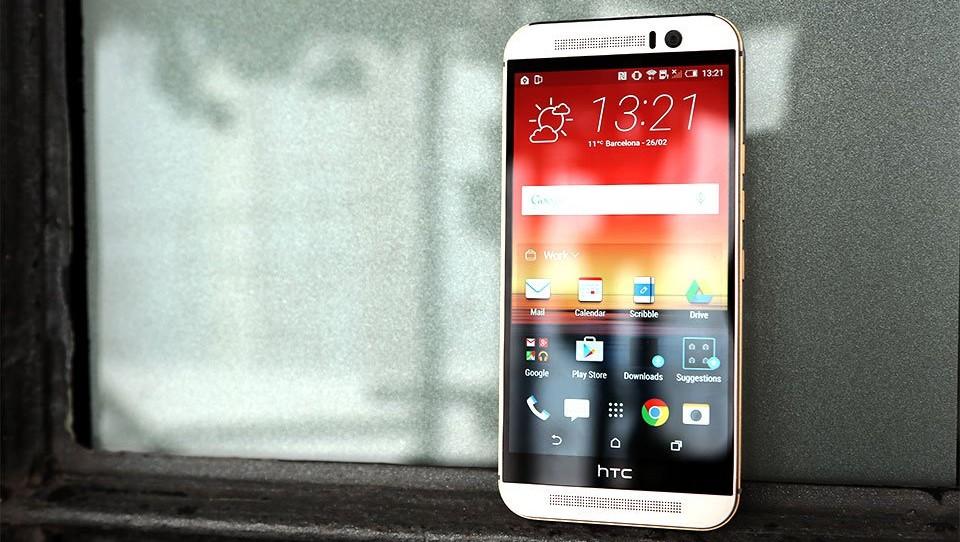 HTC One M9 montaria un procesador MediaTek