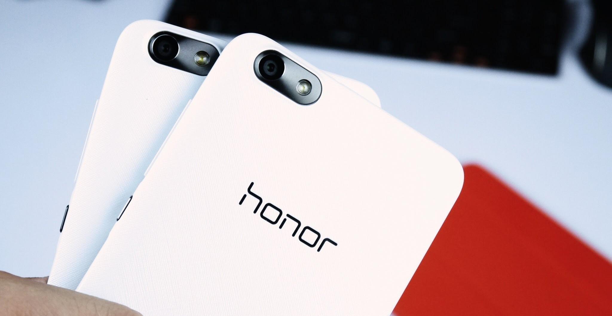 Honor 4X monta un sensor de 13 MP