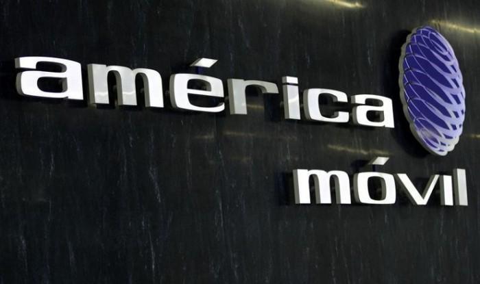 Logotipo América Móvil
