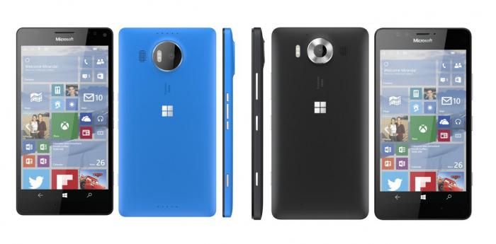 Lumia Talkman, Lumia Cityman renders oficiales