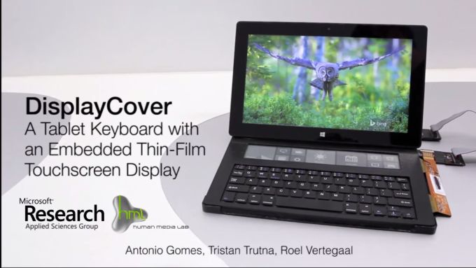 Microsoft Display Cover
