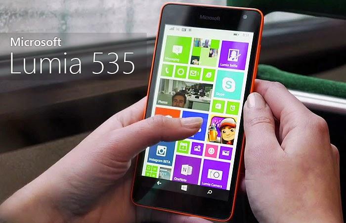 Microsoft Lumia™ 535