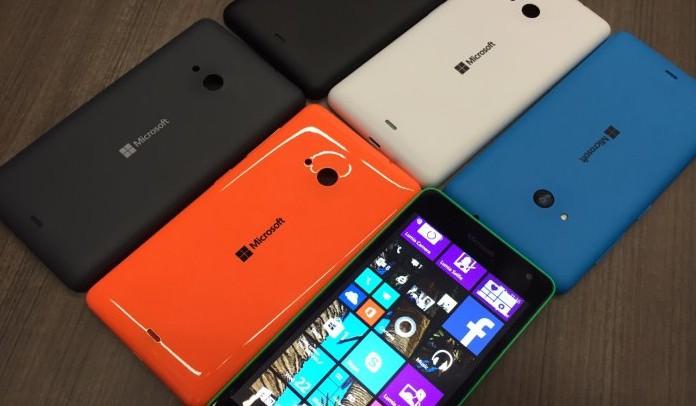 Microsoft sigue apostando por diseños coloridos y alegres