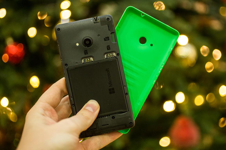 Lumia 535 da un hardware discreto, inconveniente con una gran falla