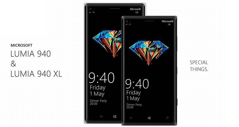 Microsoft Lumia 940_940 XL