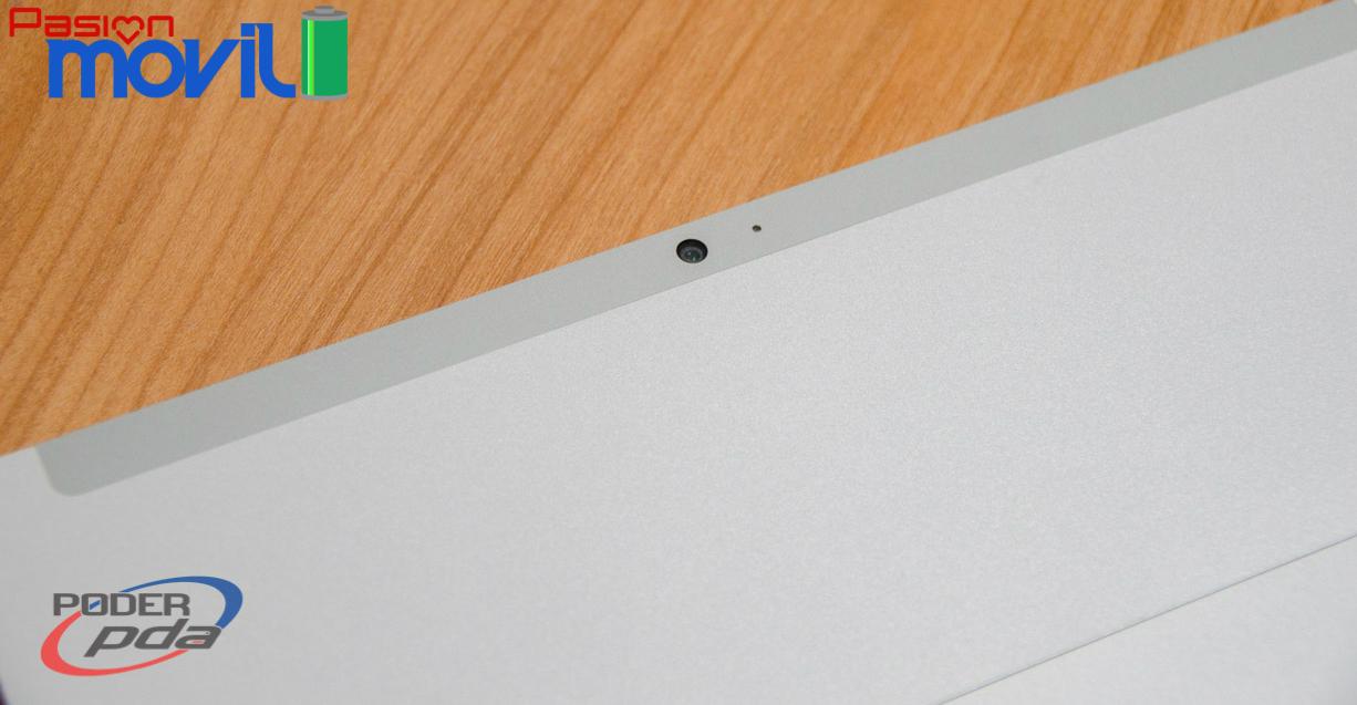Surface 3 incorpora un sensor trasero de 8 megapixeles