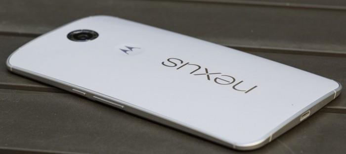 Nexus 6 tiene un buen agarre