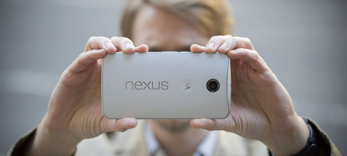 Nexus 6 añade un sensor de 6 megapixeles