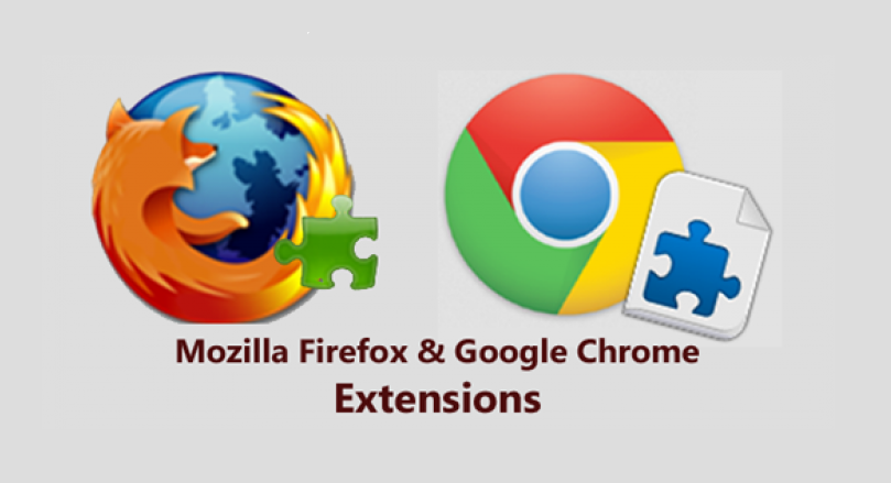 Mozilla usará extensiones de chrome