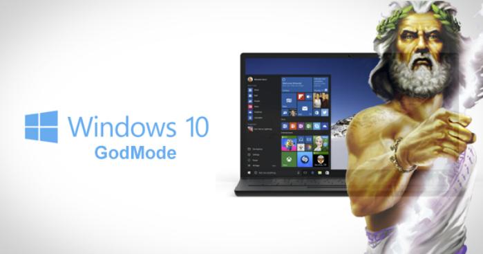 Windows-10-GodMode