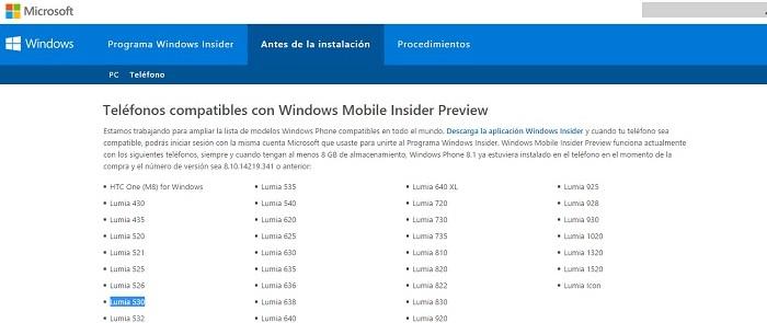 Windows-10-Mobile-moviles-compatibles