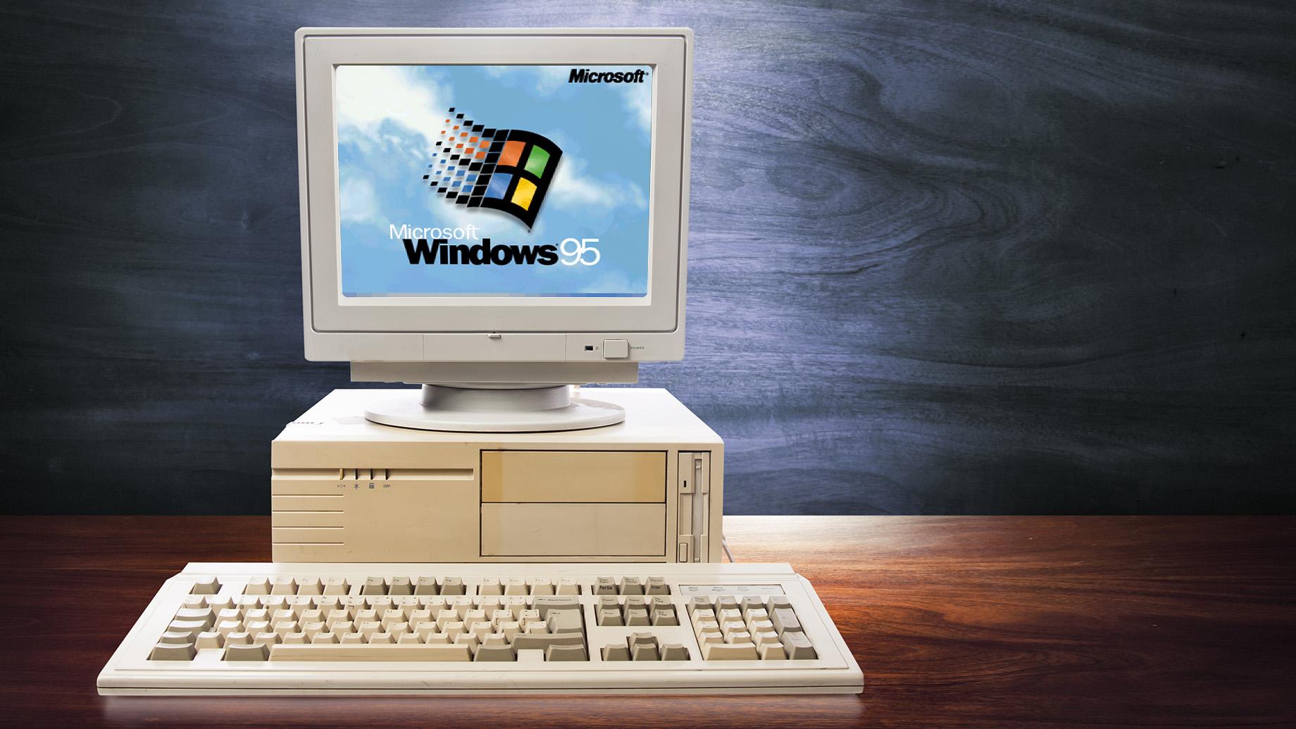 Windows 95 PC