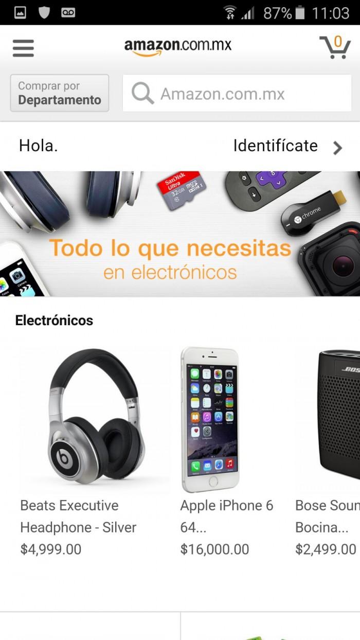 amazon underground mx