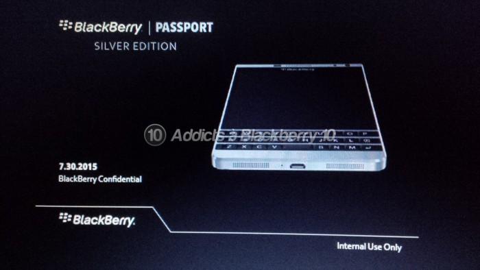 blackberry-passport silver edition
