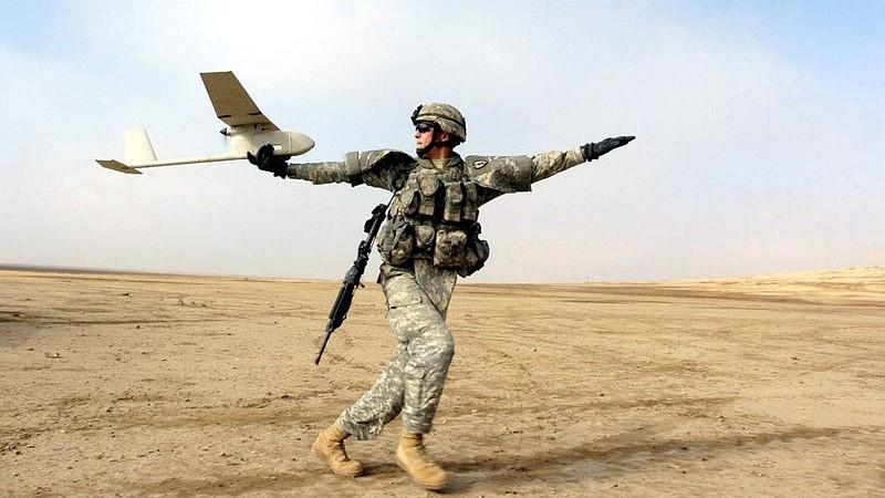 dron-militar