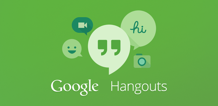 Google presenta la mas reciente y mejorada versión de hangouts.