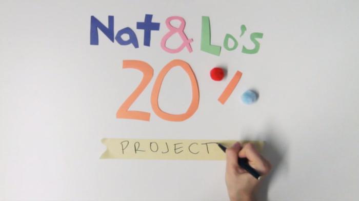 Nat & Lo's es un canal creado gracias a la iniciativa 20% Project de Google