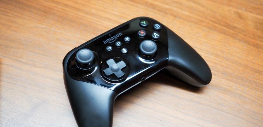 Control para juegos del Fire TV Gaming Edition 2015