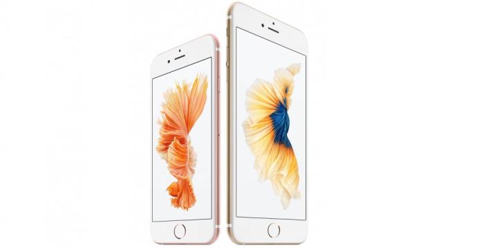 Apple iPhone 6S y iPhone 6S Plus disponibles a partir del próximo 25 de septiembre