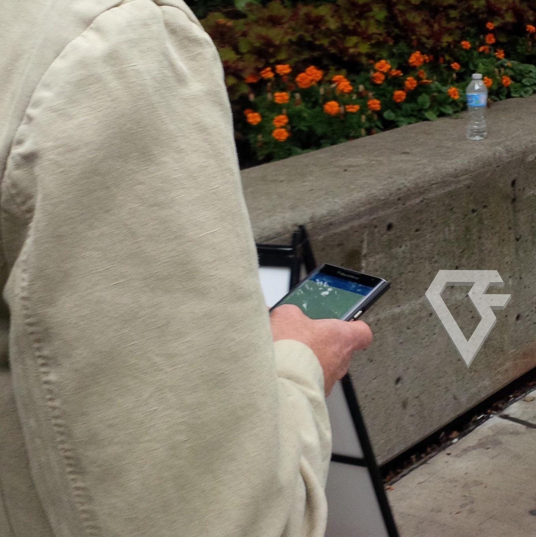 BlackBerry-Venice-en-Toronto