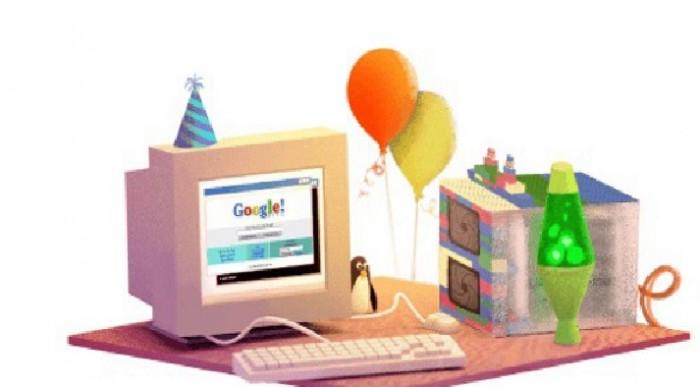 Doodle de Google aniversario 17