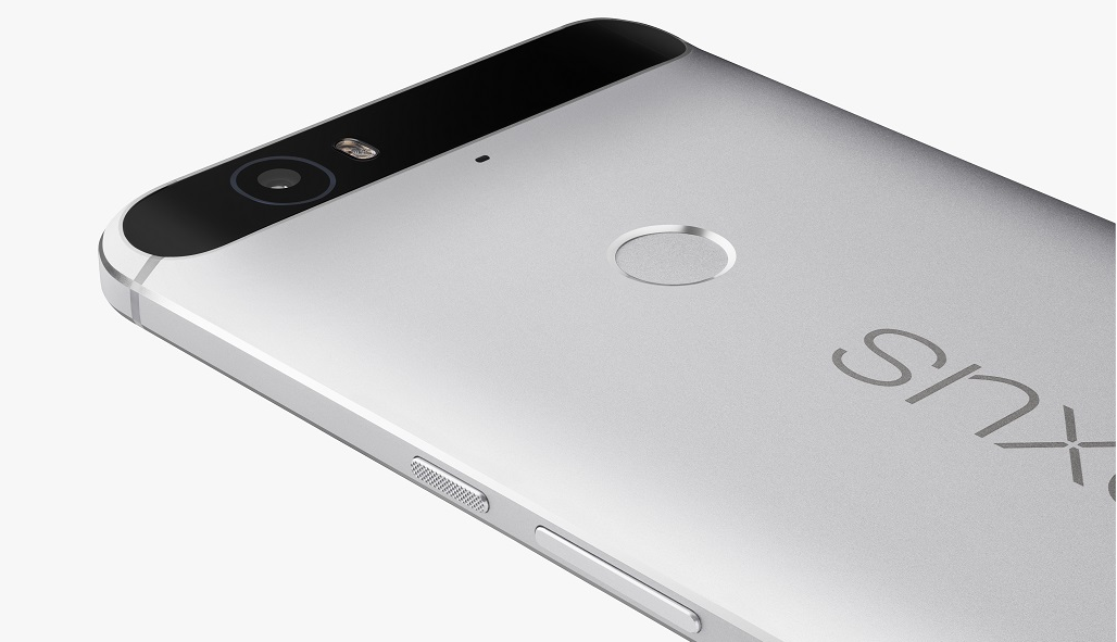 Nexus 6P destaca por su cuerpo metalico