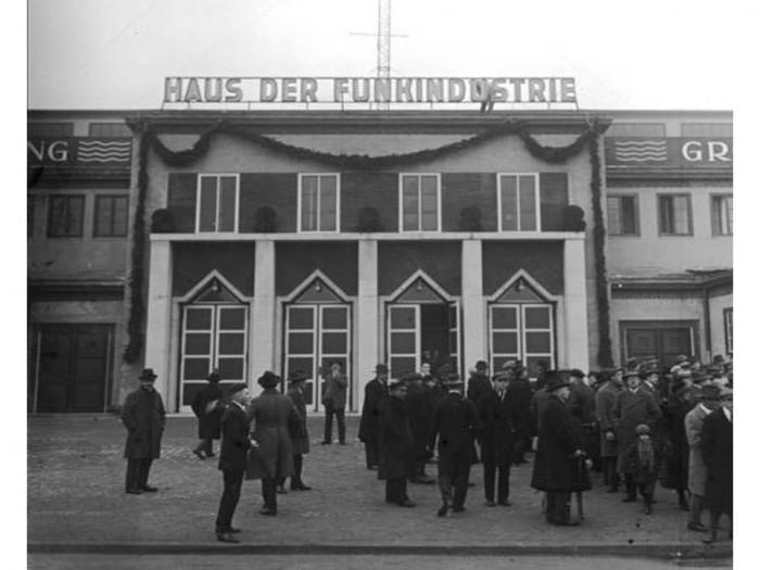Inauguración IFA 1924