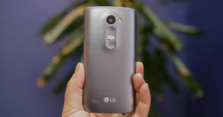 LG Leon incorpora un sensor de 5 megapíxeles con flash LED