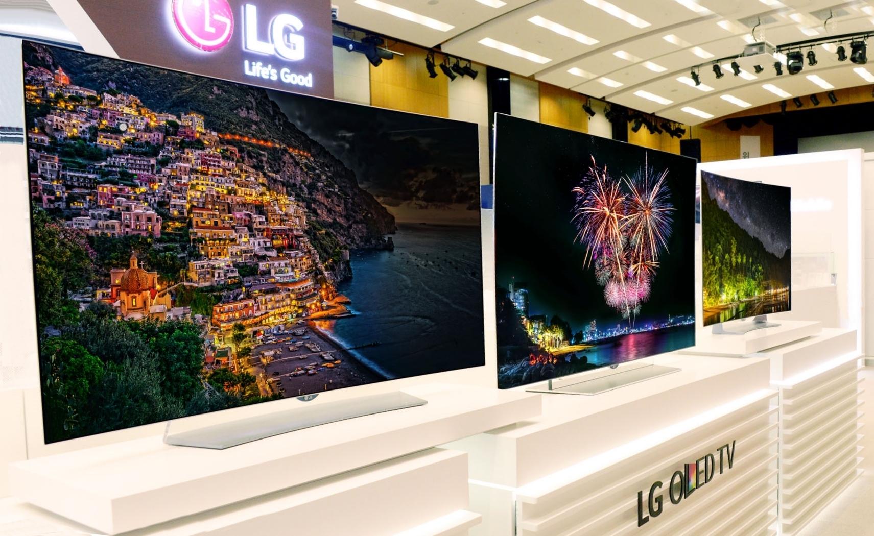 Televisores OLED de LG en IFA 2015