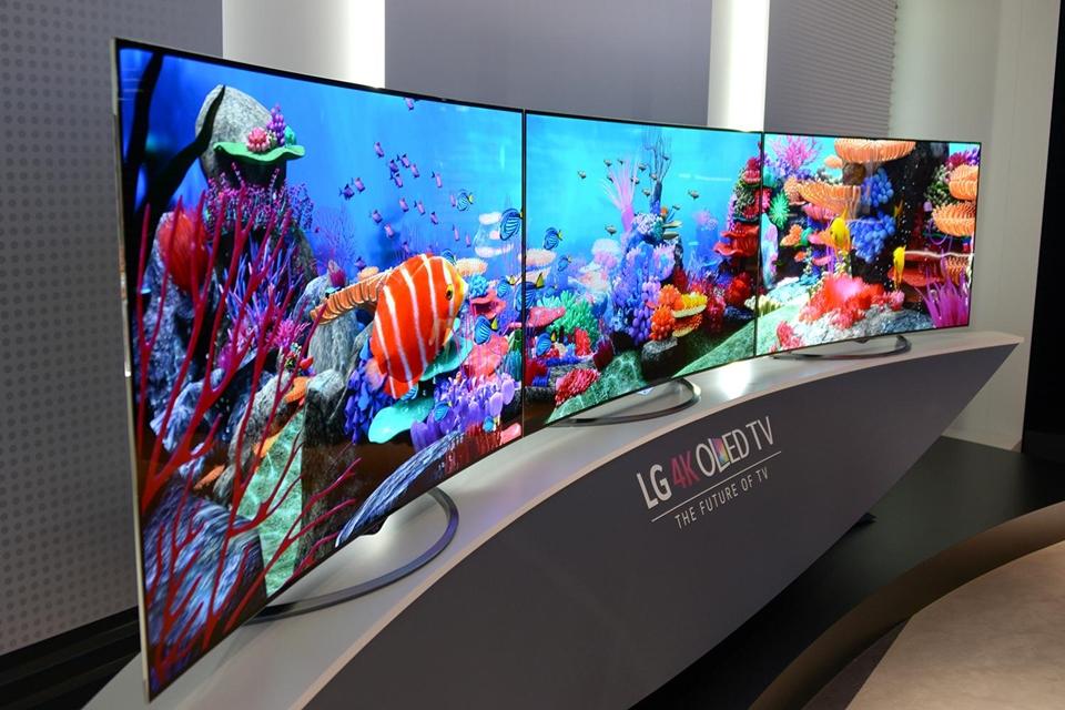 LG presentó cuatro nuevos televisores en IFA 2015