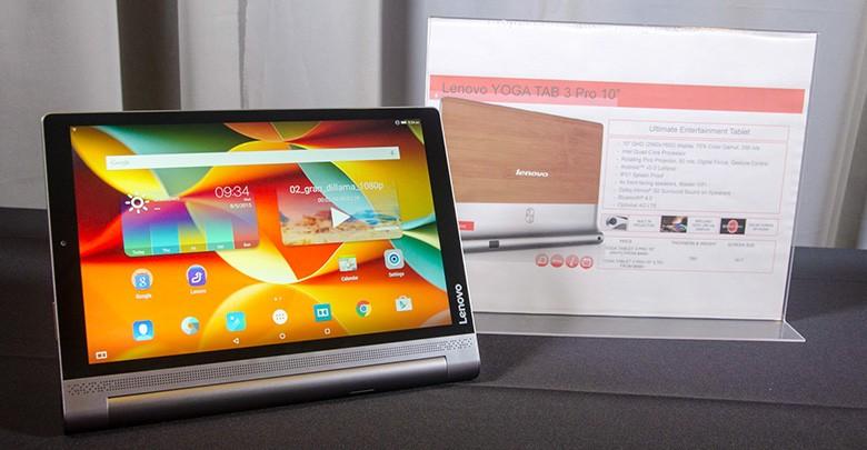 Lenovo Yoga Tab 3 Pro-IFA2015