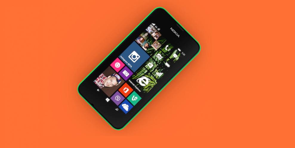 Lumia 530 tendrá un excelente sucesor con el 550