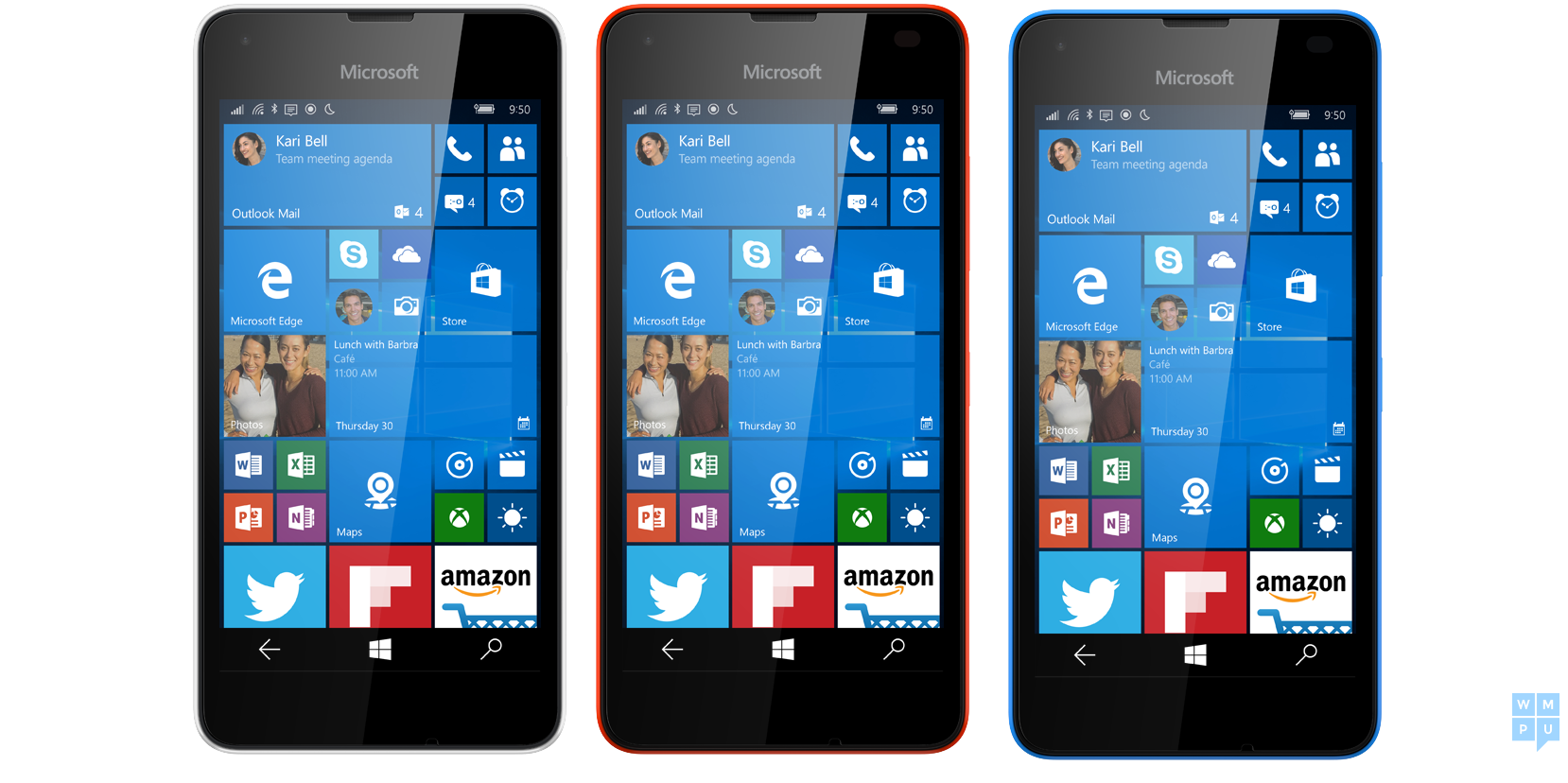 Microsoft Lumia 550 es internamente oficial