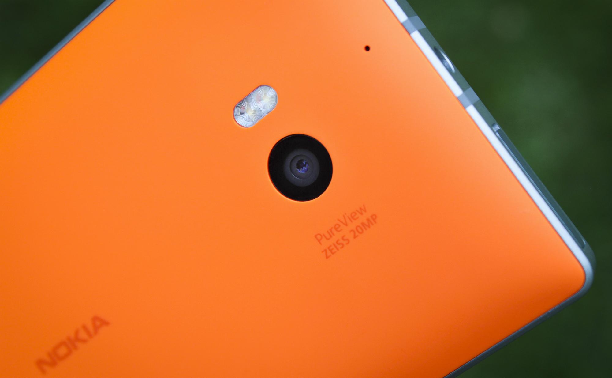 Un sensor de 20 megapíxeles incluye el Lumia 930