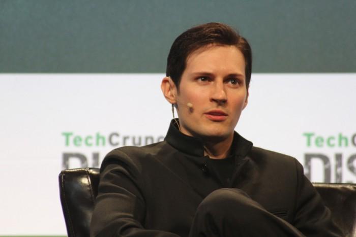 Pavel Durov-ceo-telegram