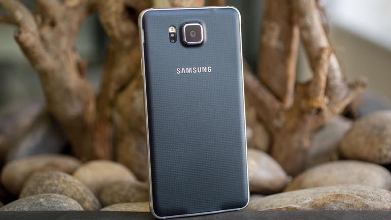Galaxy Alpha monta un sensor de 12 megapixeles