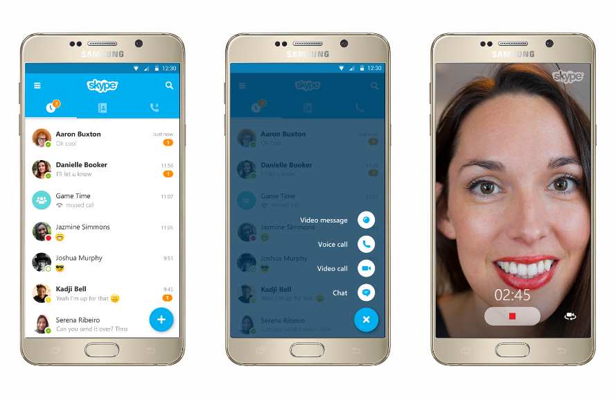 Skype 6.0 para Android
