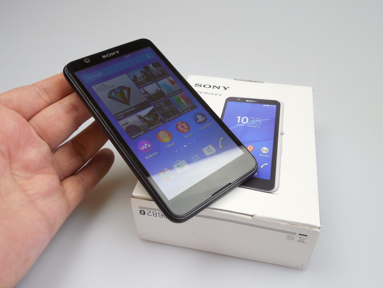 Sony Xperia E4, un gama baja a la venta con Movistar México