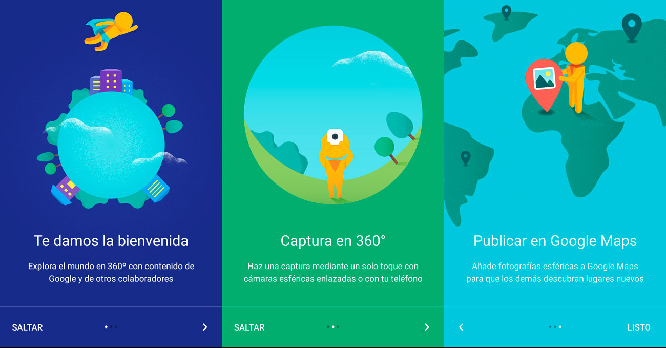 StreetView app