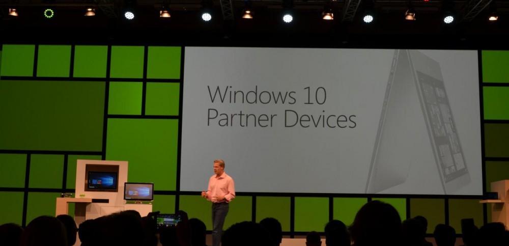 Windows 10 Partners ifa 2015