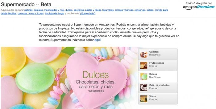 amazon supermercado espana