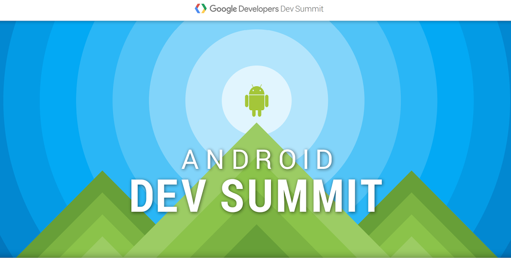 android-dev-summit