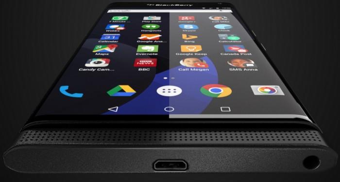 El BlackBerry Venice sera conocido como BlackBerry Priv