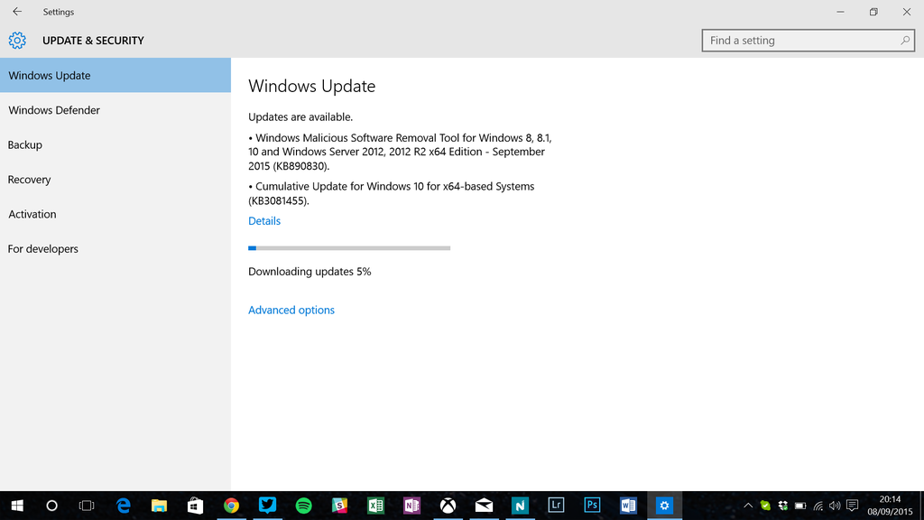 cumulative-update